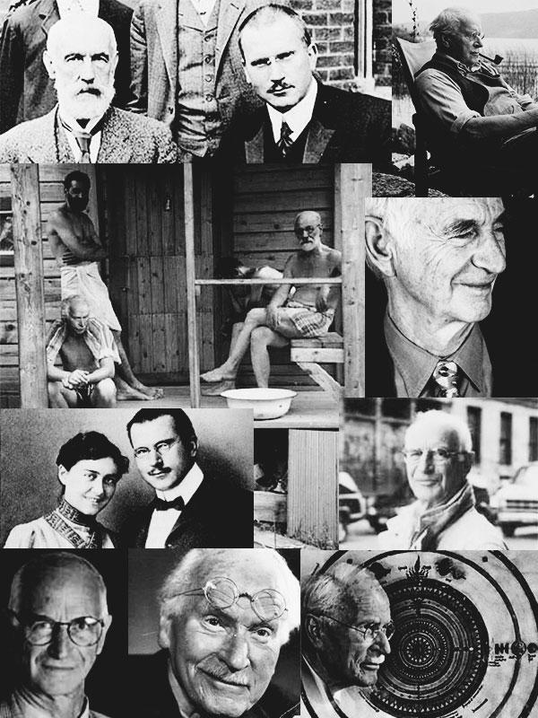 Collage Profound Psychology